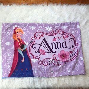 Disney Frozen Anna & Elsa Pillowcase